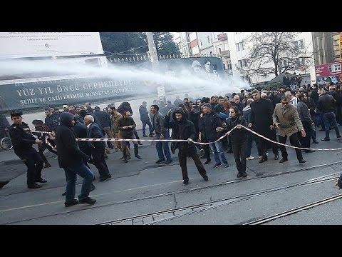 Τουρκία: Κλιμακώνονται οι συγκρούσεις στα νοτιοανατολικά