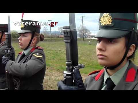 ΄Υψωμα 731 2017 - veteranos.gr (видео)