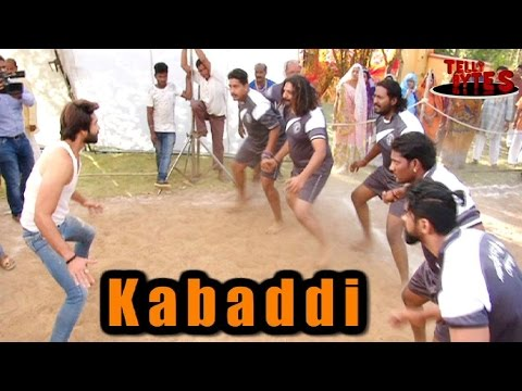 Kabaddi Match in Udaan