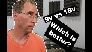 Download Lagu Running pedals at 18v vs 9v, what's the difference? Mp3