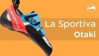 Скальные туфли на липучках для боулдеринга и скал La Sportiva Otaki