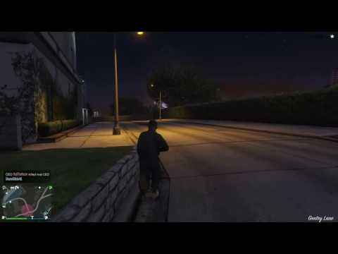 GTAV - R.I.P Skull Heads MC (7 Vs 1)