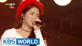 MAMAMOO - All I want for christmas is you / Um Oh Ah Yeh [Music Bank Christmas Special / 2015.12.25]