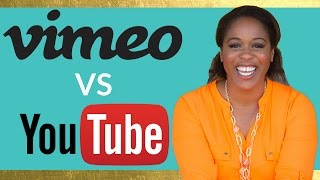 why use vimeo vs youtube difference 2017