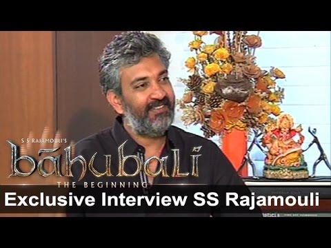 Baahubali Director SS Rajamouli Exclusive Interview