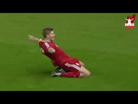 Steven Gerrard - Most Important Goals Ever HD (English Comment)