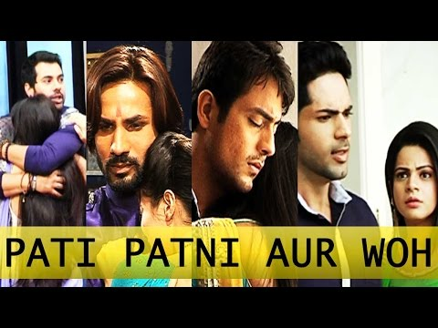 Pati Patni aur Woh on TV