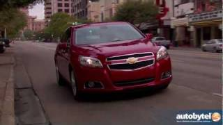 2013 Chevrolet Malibu Eco Test Drive&Car Review