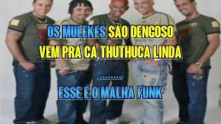 Bonde Do Tigrão   Malha Funk