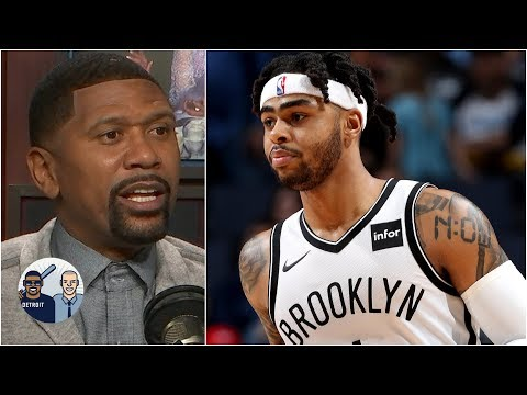 Video: The Nets are the real deal right now and have an even brighter future - Jalen Rose l Jalen & Jacoby