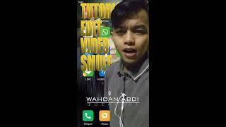 TUTORIAL EDIT VIDEO SMULE WITH VIVA VIDEO (100%) NO TIPU-TIPU