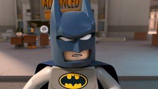 """LEGO DC Comics Super Heroes: Justice League vs. Bizarro League - """"Grodd Laughs"""" Clip"""