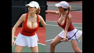 Top Hot Sexy Tennis Girls Compilation HD*