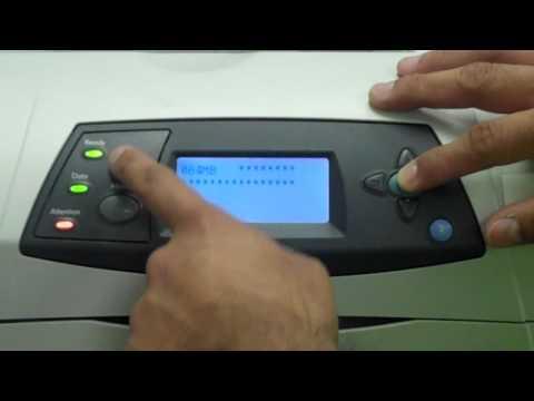 Bradshaw Tech Tips #5 -Reset Maintenance Counter on HP Laserjet 4250