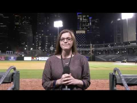 Charlotte Baseball Dominates at BB&T Ballpark