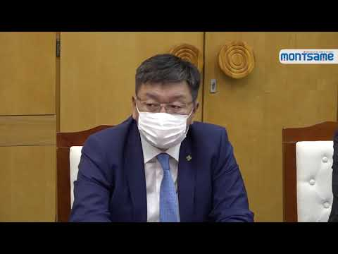 Монгол Улсын Шадар сайд Я.Содбаатар НҮБ болон ДЭМБ-ын төлөөлөгчдийг хүлээн авч уулзлаа