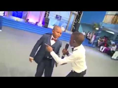 Africa;s Religious Madness Continues As Child Pastors Take Over The Show