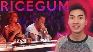 Diss United Kingdom  City new picture : RICEGUM on Britain's Got Talent! (DISS TRACK)