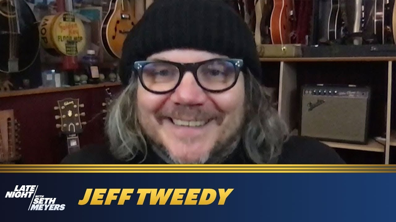 Jeff Tweedy shares what it was like to record his album Love Is the King