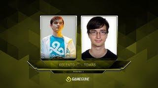 Tomas vs Kolento, game 1