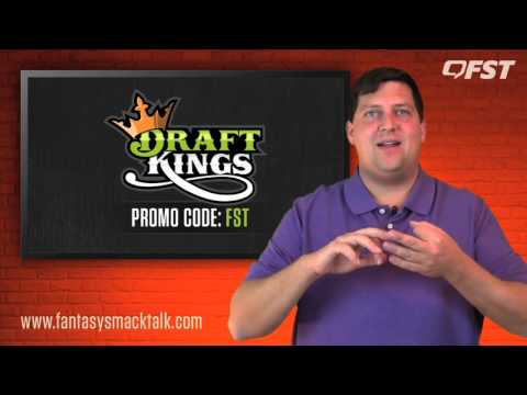 Week 15 – 2015 Daily Fantasy Football DraftKings Value Picks thumbnail