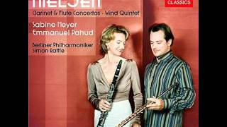 Download Lagu Nielsen~Flute concerto, 2nd movement(E.Pahud, Rattle, Berliner Philharmoniker) Mp3
