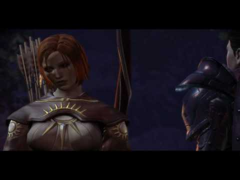 Dragon Age Origins - Leliana's Song (HD). Probably been uploaded a million times already, but it's a great song, so once more won't hurt.