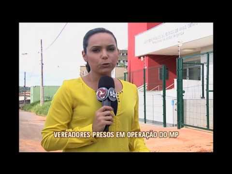 Três vereadores são presos em operação do Ministério Público em São Joaquim de Bicas