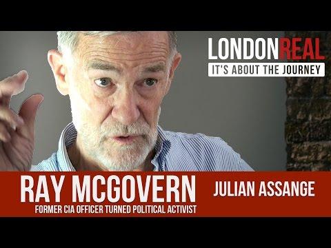Julian Assange 2014 - Ray McGovern   London Real