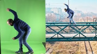 Video chroma key after effects - Perfect green screen in 5 minutes MP3, 3GP, MP4, WEBM, AVI, FLV Februari 2019