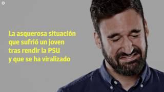 La asquerosa situación que sufrió un joven tras rendir la PSU y que se ha viralizado por la web