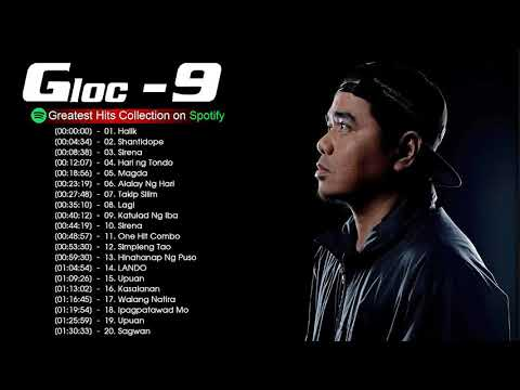 Best Of Gloc 9 Nonstop 2020 | Gloc 9  Greatest Hits | Gloc 9 Songs Playlist