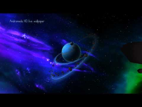 Video of Andromeda HD 3D Live Wallpaper