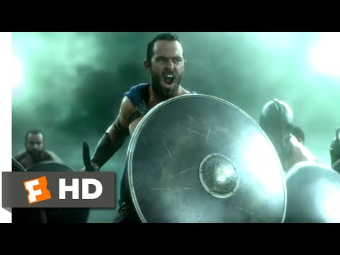 300: Rise of an Empire (2014) - First Battle at Sea Scene (4/10) | Movieclips