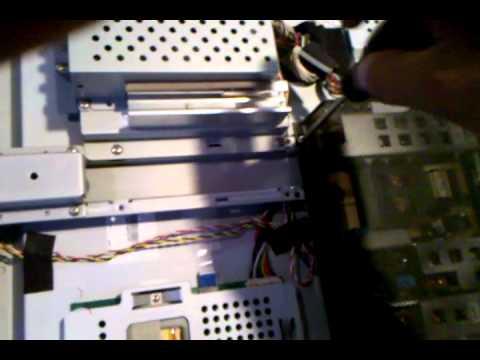 Repairing my vizio tv-power problem