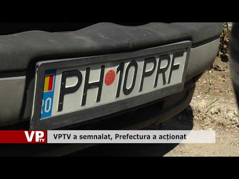 VPTV a semnalat, Prefectura a acționat
