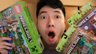 YOU WON'T BELIEVE WHAT MOJANG SENT ME IN THE MAIL!!!