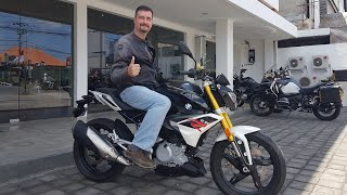 4. BMW G310 R Test ride and review