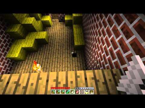 [HD] Minecraft - La ville d'Armor ( Partie 1 )