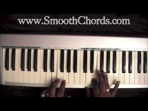 Storm Is Over Now - Kirk Franklin - Piano Tutorial