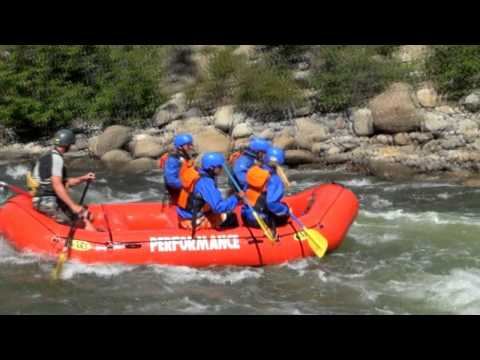 video 0 - Performance Tours Rafting gallery