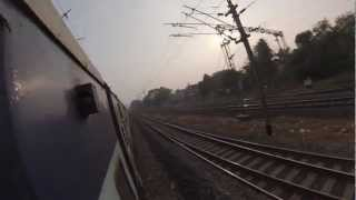 Deoghar India  city photo : Travelling through India by train, Deoghar to Kolkata - GoPro