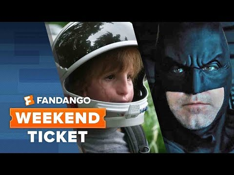 Now In Theaters: Justice League, The Star, Wonder | Weekend Ticket