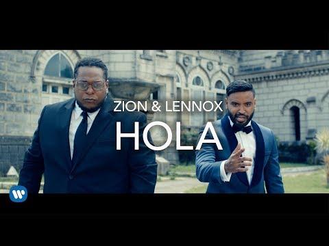 Zion & Lennox - Hola