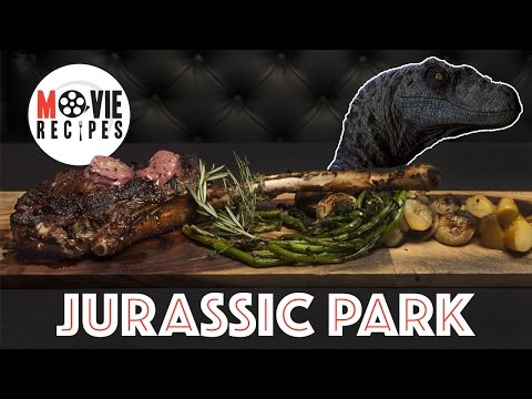 Jurassic Park - Movie Recipes