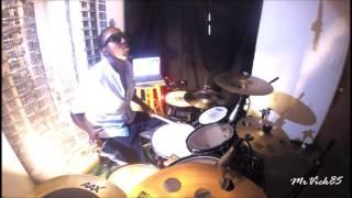Mac Miller (feat.) Ty Dollar $ign - Cinderella [Ray Vick Studio Drum Remix]
