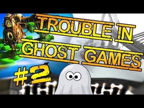 TROUBLE IN GHOST GAMES + Bonus – #2 – es wird spannend :-) | GommeHD