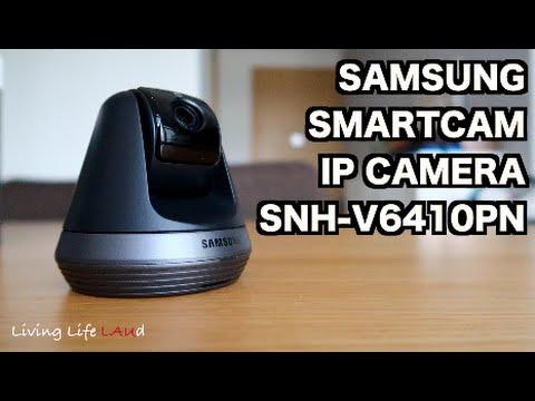 Samsung SmartCam SNH-V6410PN - Sleek Security!   REVIEW