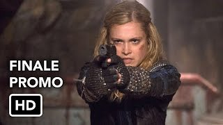 """The 100 2x16 Promo """"Blood Must Have Blood Pt. 2"""" (HD) Season Finale"""
