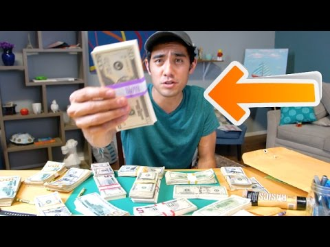 Zach King Teaches You How to Steal a Million